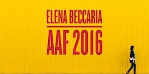 Presentazione artista Elena Beccaria @ Affordable Art...