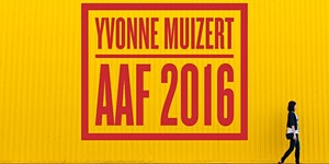 Presentazione artista Yvonne Muizert @ Affordable Art...