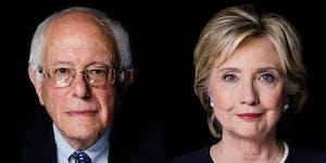 Hillary & Bernie Debate Watch from Miami