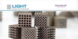 Lattices: designing parts for metal additive...