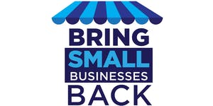 Bring Small Businesses Back Tour