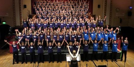 FREE Taster session at Stourbridge Got 2 Sing Choir