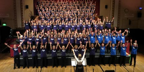 FREE TASTER Session at BROMSGROVE Got 2 Sing Choir tickets