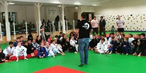 Welsh kids BJJ League April 2016