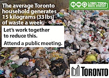 City of Toronto's Long Term Waste Management Strategy logo