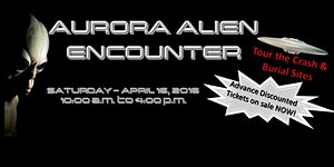 Aurora Alien Encounter