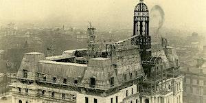 Visite des Archives de la de Montréal, par la Ville...