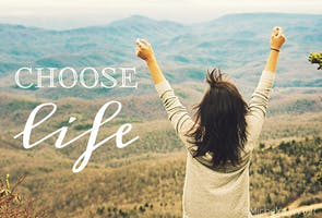 Choosing Life: A suicide intervention program! MEL