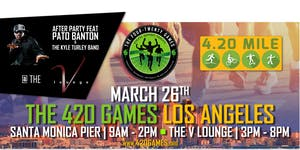 420 Games Los Angeles 2016 - PATO BANTON CONCERT +...