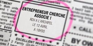 """Soirée """"Entrepreneur cherche associé"""" #2"""