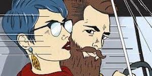 Comic Invention: Salon des Refusés
