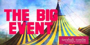"The Tayabali Tomlin Big Event ""Creating Maximum..."