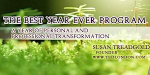 Best Year Ever Program- Sept 2016-July 2017