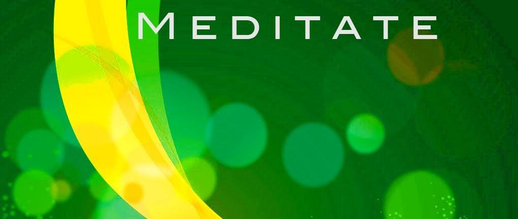Heart of the Matter Meditation - Mondays