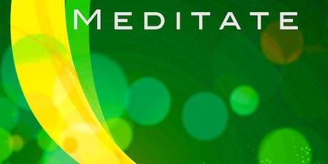 Heart of the Matter Meditation - Mondays tickets