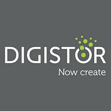 Digistor - Now Create logo