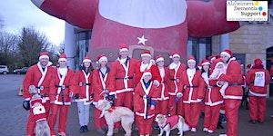 ADS Charity Santa Fun Run, 5k Dorney Lake, Eton,...