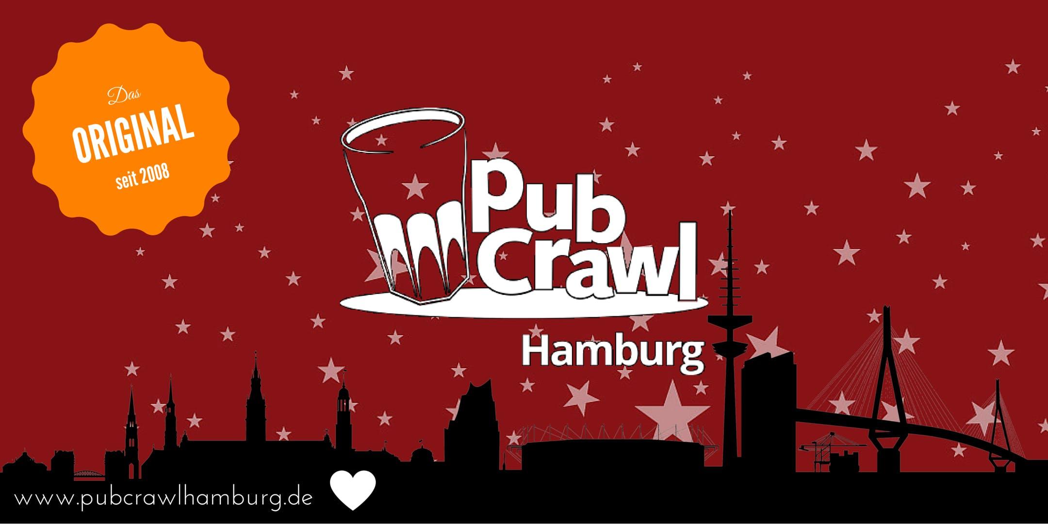 PubCrawl Hamburg Super-Premium Tour