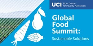 Global Food Summit: Towards Sustainable Solutions...