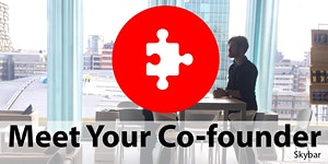 Meet Your Co-founder (powered by UtrechtInc &...