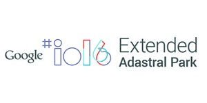 Google I/O Extended 2016 - Adastral Park