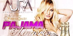 AURA Lingerie & Pajama Party
