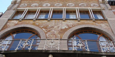 Free Tour Art Nouveau Brussels tickets