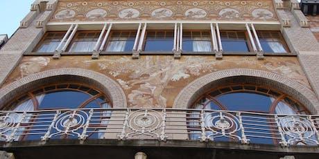 Free Tour Art Nouveau Brussels billets