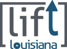 Lift Louisiana logo