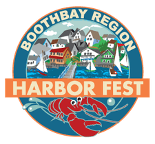 Boothbay Harbor Fest logo