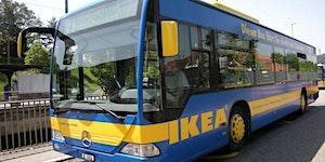 IKEA Bus 6- The Undiscovered KLÄNGLILJA