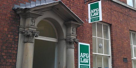 FREE Legal Drop-in Clinic at AFG LAW tickets