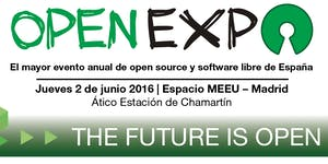 OpenExpo 2016 - The Future is Open