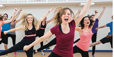 Intensive Swedish FIT® class; Have Fun, Get Fit!