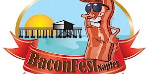 The Johnsonville Sausage - BaconFest Naples -...