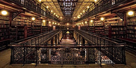 Make yourself at home: 2pm free library tour tickets