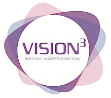 Beate Mader VISION³ logo