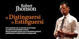 Robert Jhonson - o Distinguersi o Estinguersi