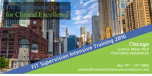 FIT Supervision Intensive Training 2016