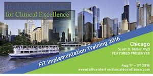 FIT Implementation Training 2016