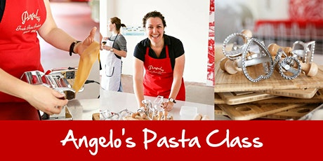 Angelo's Pasta Class in Brisbane tickets