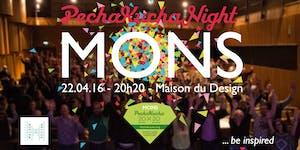 11th Pechakucha Mons Night !