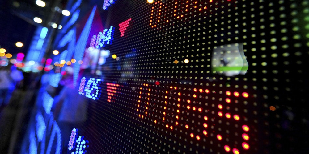high frequency trading a big data