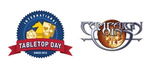 Campaign Coins presents TableTop Day