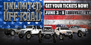Unlimited Off-Road Expo 2016