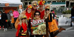 Tofurky Trot 2016 Rose Bowl