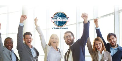 Centretown Ottawa Toastmasters – Confident Speaking and Leadership