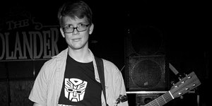 Hank Green @ Slim's (Mon.) w/ Driftless Pony Club,...