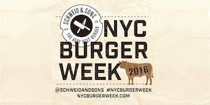 Joe's Bar NYC Golden Burger Lift Dinner, Presented by...