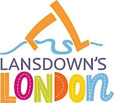 Lansdown's London.  logo